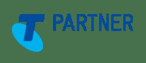 Telstra Partner logo